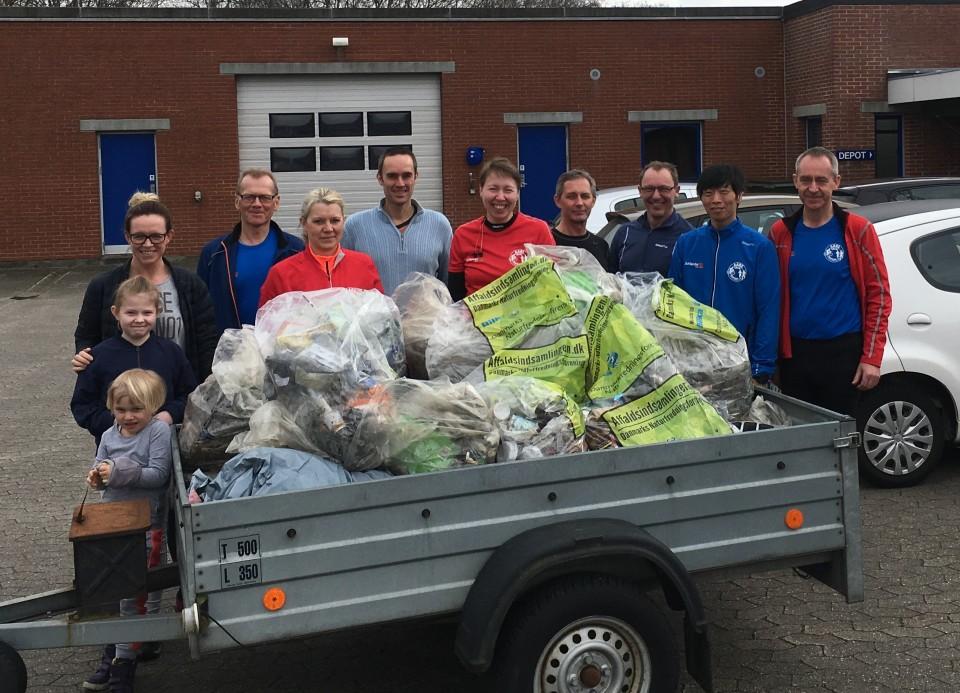 Affaldsindsamling 2017